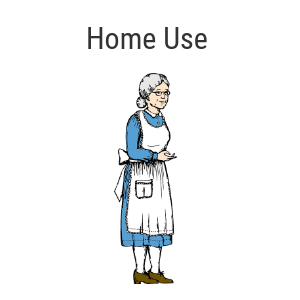 Poly Apron Home Use
