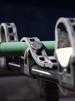 Lenox Car Rack - 2-5 Bike Hitch Mount