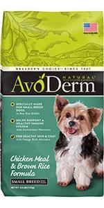 small breed adult dog food