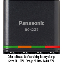 eneloop, eneloop pro, battery charger, rechargeable battery, AA, AAA, battery, Panasonic, Sanyo