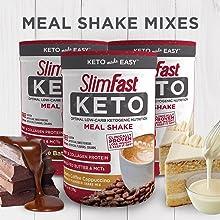 shake mixes
