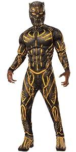 Erik Killmonger Black Panther costume