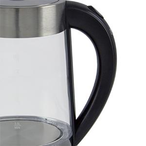 stay cool handle, water, glass, kettle, nesco, boil