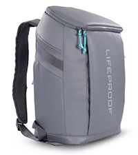 backpack cooler, lifeproof, small cooler, day cooler