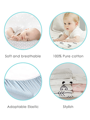 kushies baby playard play pen pack n play portable sheet bedding