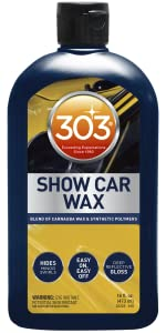 303 show car wax, car wax, car paint care, car care, car care kit, auto kit, speed wax, quick wax