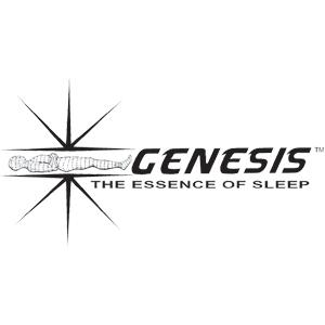 InnoMax Genesis Hardside Waterbed Brand Logo