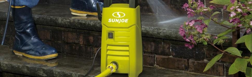 Sun Joe SPX201E Electric Pressure Washer