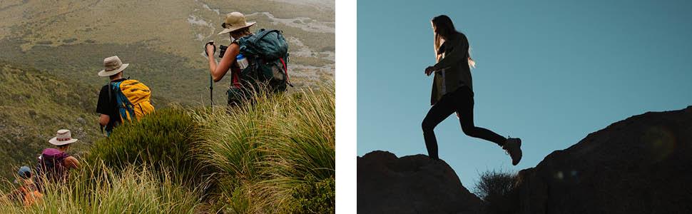 womens targhee 3 iii waterproof hiking shoe lifestyle