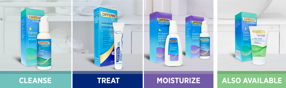Differin Products