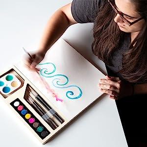 jotblock watercolor set