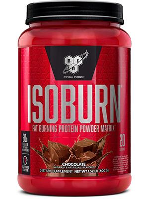 ISOBURN - Fat-Burning Protein Powder