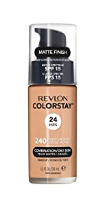 Revlon ColorStay Makeup Foundation for Normal/Dry Skin with SPF 20 Medium Shades 1 fl oz