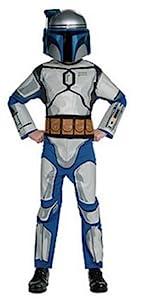Child Jango Fett Costume Halloween sensations