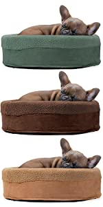 furhaven; product; comparison; pet; bed; round; cup; small