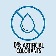 0% ARTIFICIAL COLORANTS