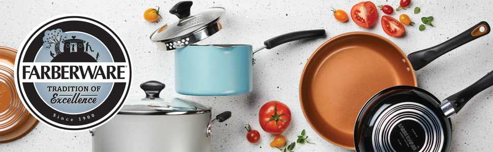 Farberware, cookware, nonstick, Glide