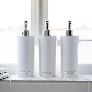 classic dispenser set