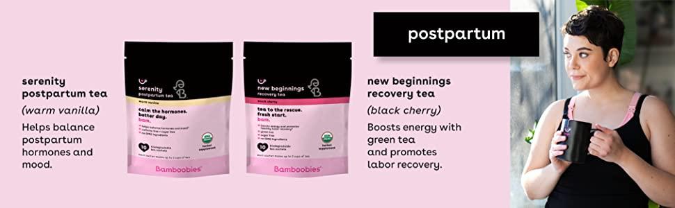 bamboobies postpartum recovery pregnancy