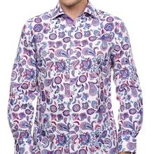 paisley mens shirt
