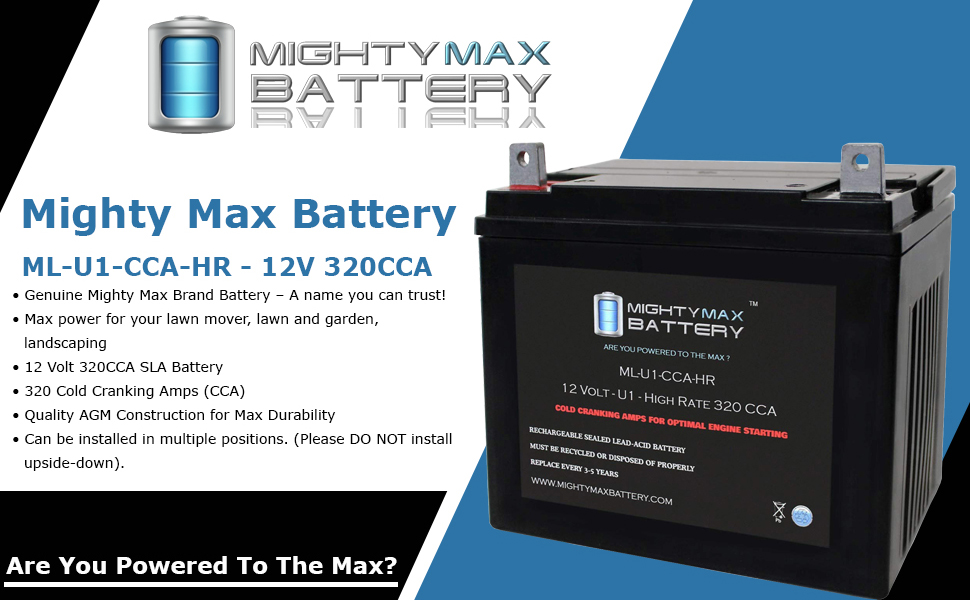 rechargeable battery maintenance free battery lawn mover battery