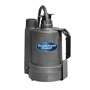 92900 Backup Sump Pump