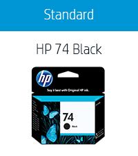 HP 74 Black