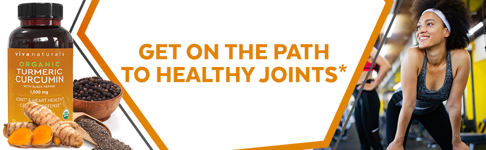 tumeric curcumin organic heart health joint support joint pain work out inflammation