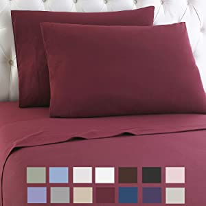 Micro Flannel Sheets
