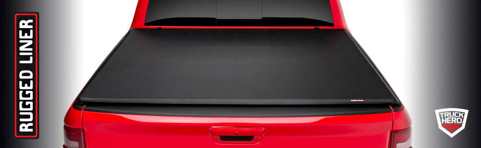 Rugged Liner Premium Soft Folding Truck Bed Tonneau Cover Fcd802 Fits 02 08 Dodge Ram 8 Bed