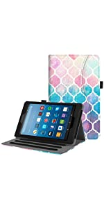 8 inch display protective stand kids edition sleeve bag flip folding magnetic