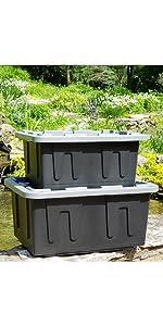 Tough Box heavy duty storage
