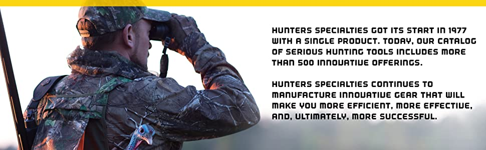 Hunters Specialties History