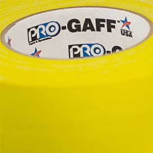 What is Pro Gaff tape used for?