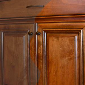 compare, clean, cream, cabinet