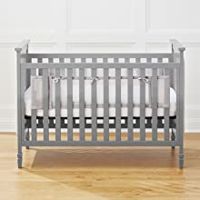 solid-end crib