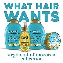argan argon argen morocco morroco shine mist butter frizz strengthen shine soften hydrate moisturize