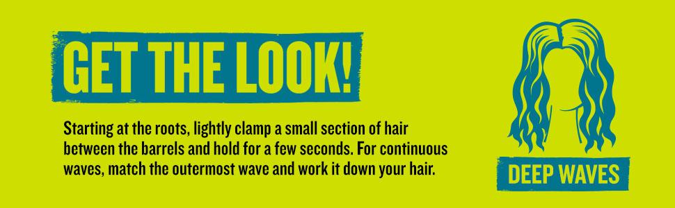 hairwaver; hairwavers; waveartist; hairstylingtool; hairstylingtools; bedheadwaver; BH380