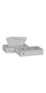 Tork Premium TF6920A Facial Tissue, Flat Box
