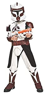 Deluxe Child's Commander Fox Costume