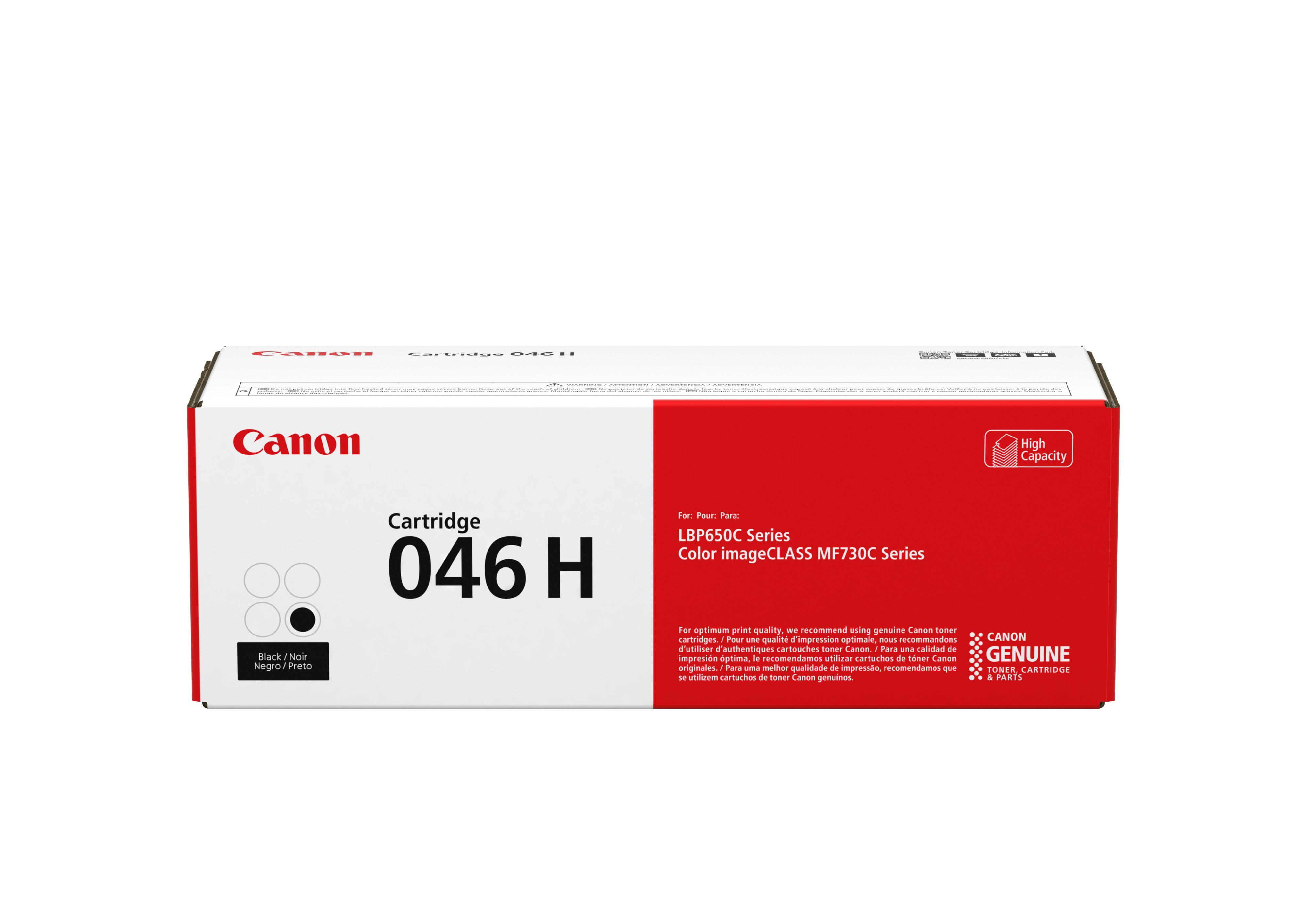 Global Cartridges 046 High Yield Compatible Toner Cartridges Set with Addional Black Replacement for Canon imageCLASS LBP654CDW,654CFW;MFC 731CDW,733CDW 735CDW;i-SENSYS LBP653CDW,654CW