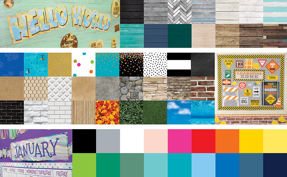 swatches of all better than paper colors and patterns