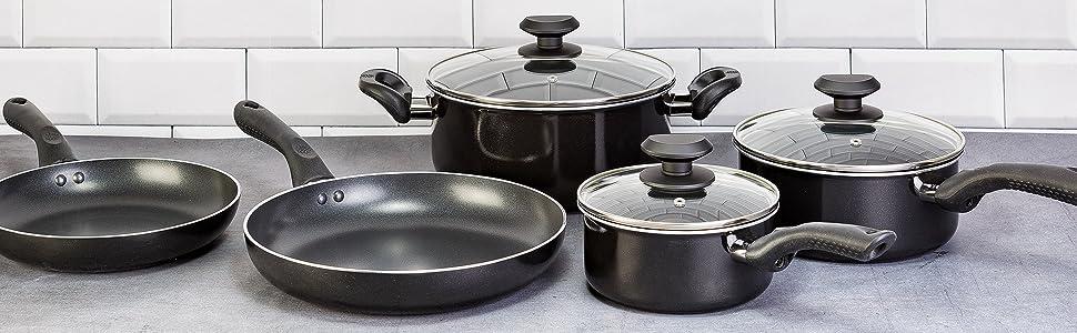 cookware set nonstick cookware set