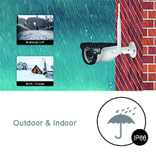 wireless camera outdoor security system