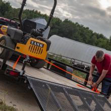 CURT Cargo Ratchet Straps Trailer Truck Towing