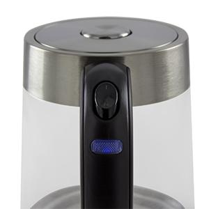 power, indicator, light, LED, glass, water, kettle, nesco