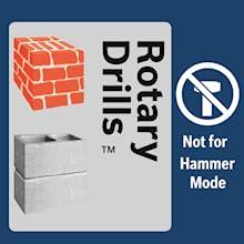 Rotary Masonry Drill Bits