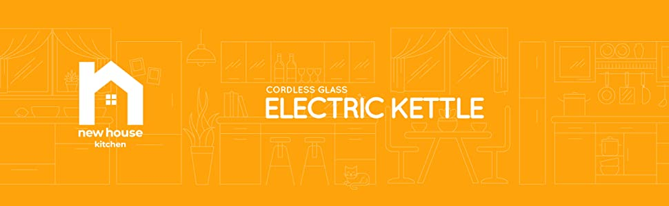 Electric tea maker,tea kettle,temperature control,glass kettle,infuser,steeper,1.7 liter,LED lights