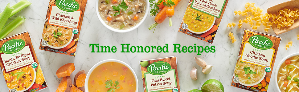 Pacific Foods Hearty Soup, chicken noodle soup, organic soups
