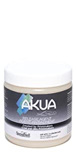 release agent, akua, liquid pigment, intaglio, printmaking ink, modifier
